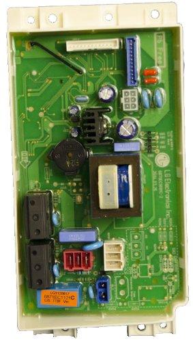 Lg Electronics 6871Ec1121C Dryer Main Pcb Assembly