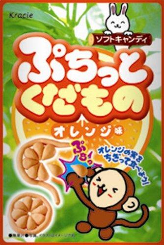 【Amazonの商品情報へ】クラシエフーズ ぷちっとくだもの ぶどう味 25g×10袋