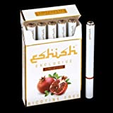 Eshish Pomegranate 300 Puffs 5 Pack - Electronic Flavoured Shisha Cigarette - Smoke Eshisha Indoors Legally