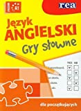 English Language Word Games for Beginners for Polish Speakers: Level A1 (Polish and English Edition)