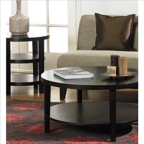 Buy Low Price Aziz Round Coffee Table By Sunpan Modern
