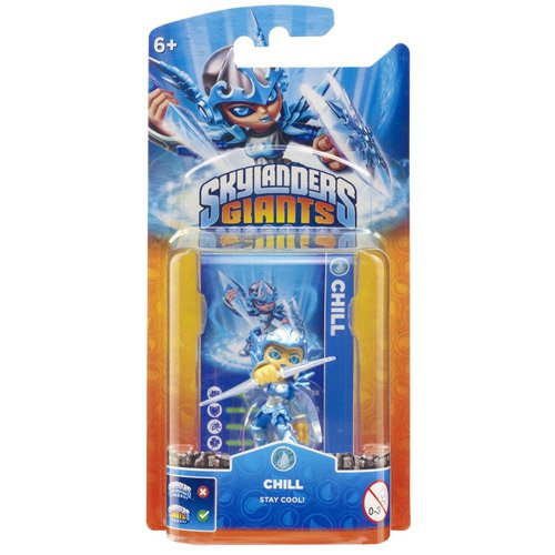 Skylanders Giants - Chill (Universal)