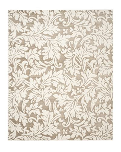 Safavieh Amherst Indoor/Outdoor Rug, Wheat/Beige, 2' 6 x 4'