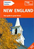 img - for Signpost Guide New England, 2nd: Your Guide to Great Drives book / textbook / text book
