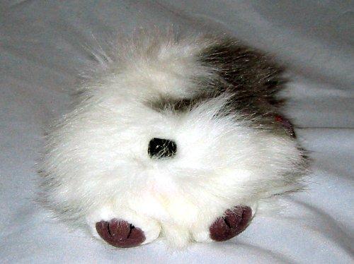 "Puffkins Shaggs 5"" Plush Sheepdog - 1"