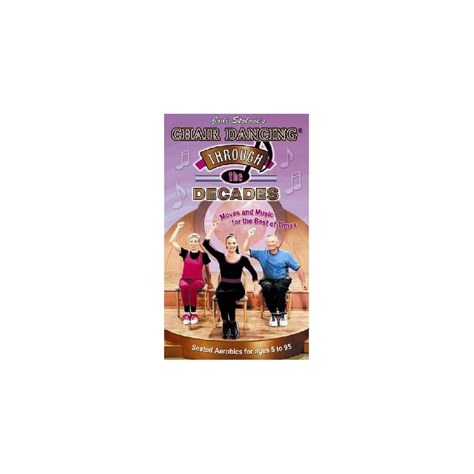 Chair Dancing Through the Decades [VHS] Jodi Stolove Movies & TV on