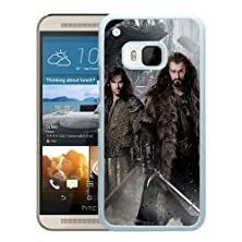 buy The Hobbit 2 The Desolation Of Smaug 2013 White Shell Phone Case For Htc One M9,Nice Style