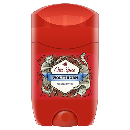 Old Spice Deodorante Stick Wolfthorn, 3-pack (3 x 50 ml)