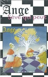 ANGE - Concert Volume Un - Sève Qui Peut [VHS]