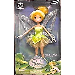 fairy tinkerbell doll figure