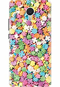 Noise Designer Printed Back Case / Cover for Meizu m3 note / Patterns & Ethnic / Sweet Stars
