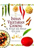 img - for Indian Vegetarian Cooking: In a Nutshell (In a Nutshell (Element)) book / textbook / text book