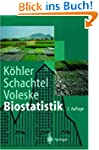 Biostatistik: Einf�hrung in die Biome...