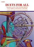 img - for Duets for All, F Horn book / textbook / text book