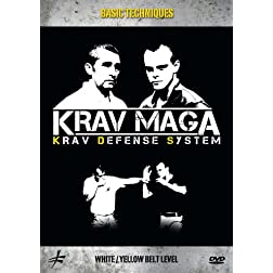 Krav Maga: Krav Defense System Basic Techniques - White/Yellow Belt Level by Vincenzo Quici & Jonathan Dejace