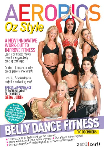 Aerobics Oz Style - Belly Dance Fitness [DVD]
