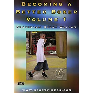 Becoming A Better Boxer: Volume 2 movie