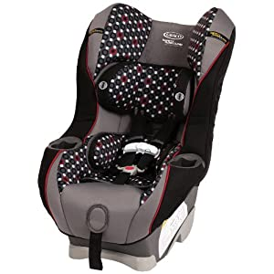 One Size Coda Graco My Ride 65 LX Convertible Car Seat