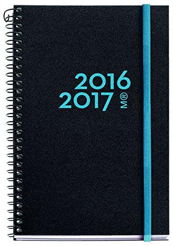 miquelrius-27042-schulerkalender-117-x-174-tag-seite-polypropylen-farbe-neon-blau