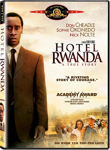 Hotel Rwanda Movie Questions