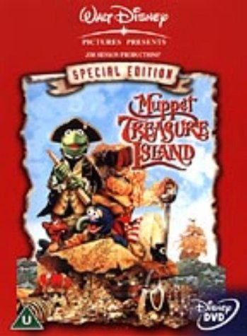 Muppet Treasure Island [DVD] [1996]