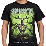 Skeletonwitch - Mens Forever Abomination T-Shirt in Black