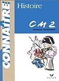 HISTOIRE CM2. Programme 1998