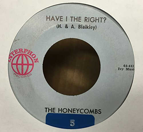 The Honeycombs Have I The Right Cd Covers