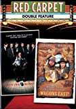 Wagons East & Suicide Kings [DVD] [Region 1] [US Import] [NTSC]