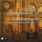 J.S. Bach : Cantatas, Vol. 18