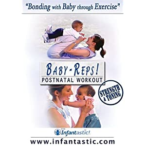 Infantastic BABY-REPS! Strength & Toning Postnatal Workout movie