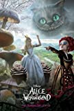Alice in Wonderland, Original 27x40 Double-sided Advance (Cheshire Cat) Movie Poster