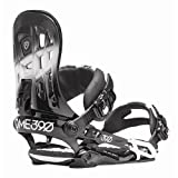 Rome 390 Snowboard Bindings - Mens Size (L XL) (9-14) - Black - 2014 by Rome