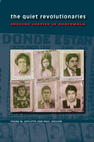 The Quiet Revolutionaries: Seeking Justice in Guatemala