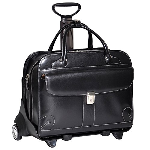 McKlein-USA-Lakewood-Leather-Fly-Through-Checkpoint-Friendly-Detachable-Wheeled-Ladies-Briefcase