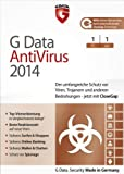 G Data AntiVirus 2014 - 1 PC [Download]