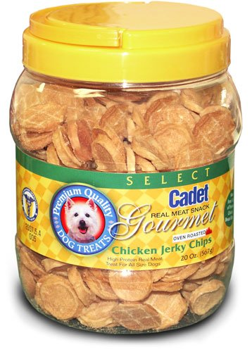 Chicken Jerky Chips