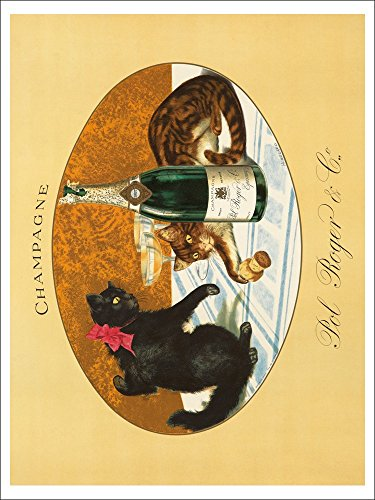 champagne-pol-roger-vintage-poster-c-1921-playing-card-deck-52-card-poker-size-with-jokers