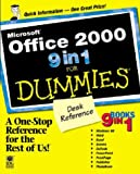 Microsoft Office 2000 9 in 1 For Dummies Desk Reference (0764503332) by Harvey, Greg