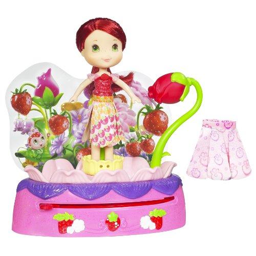 Strawberry Shortcake Twirling Flower Fashions Doll - 1