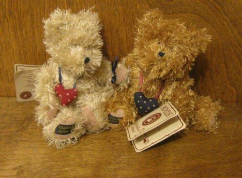 Boyds Bears Collector Edition Friendship Bears Set - 1