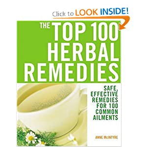 Click to buy Herbs That Lower Blood Pressure: The Top 100 Herbal Remedies: Safe, Effective Remedies for 100 Common Ailments from Amazon!