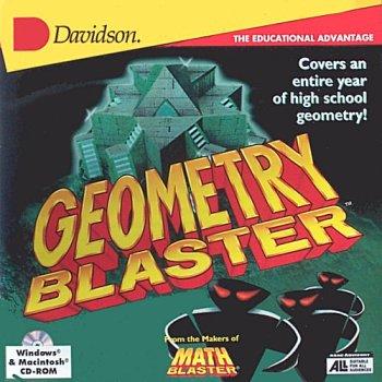 Geometry Blaster (Jewel Case)