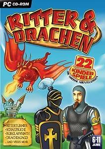 Ritter und Drachen - 22 Spiele
