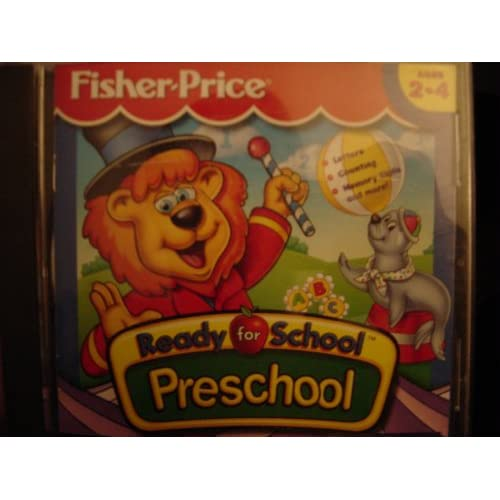 Fisher price ready for school preschool