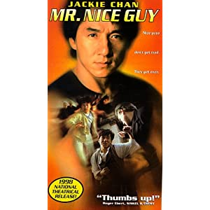 Amazon.com: Mr. Nice Guy [VHS]: Jackie Chan, Richard Norton, Miki ...