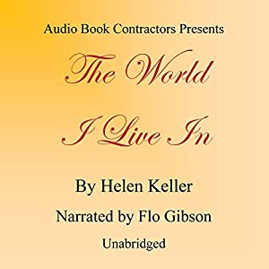 The World I Live In Audiobook