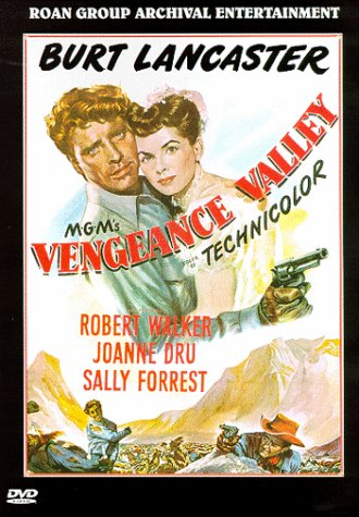 Vengeance Valley Film Poster