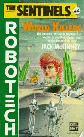 World Killers (Sentinels, No 4), Jack Mckinney