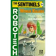 World Killers (Sentinels) by Jack McKinney